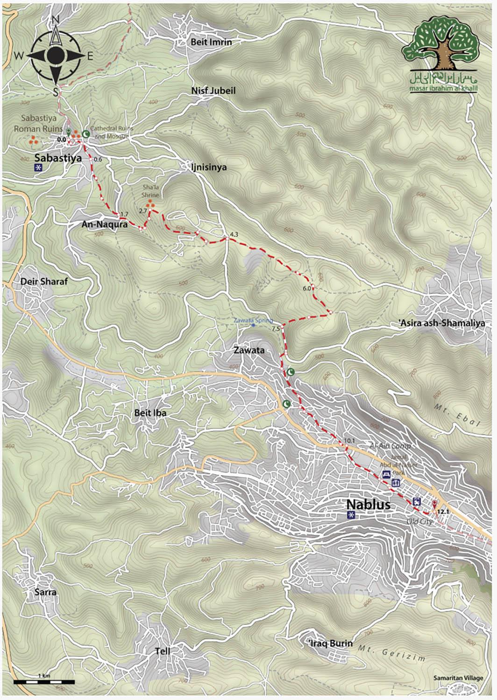 hikingmap