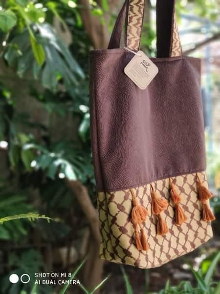 Brown-and-orange-shoulder-bag