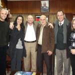 1st 2011 delegation to Nablus